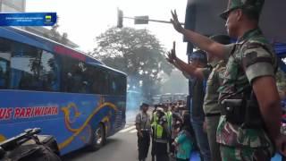 Download Video 160403 Pelepasan Bobotoh Persib Menuju Stadion GBK Final Bhayangkara Cup 2016 MP3 3GP MP4