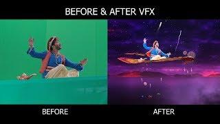 Amma Mazhavillu l Dulquer's Aladdin Avatar Making Video l Mazhavil Manorama