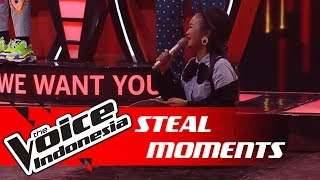 Video Momen Steal Paling Sed.. Eh Lucu! 😂 | STEAL MOMENTS | The Voice Indonesia GTV 2018 MP3, 3GP, MP4, WEBM, AVI, FLV Februari 2019