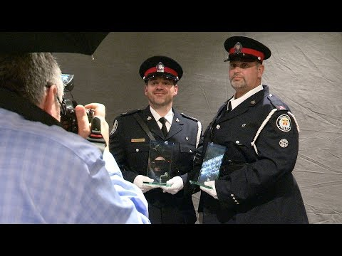 @TorontoPolice Police Officer of the Year Awards