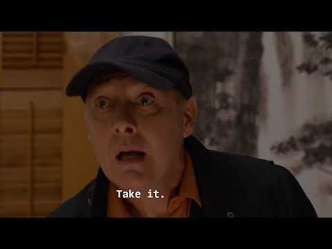 [The Blacklist Season 5 Episode 2] - Raymond Reddington robs billionaire criminal Greyson Blaise
