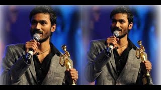 National Award for Dhanush?