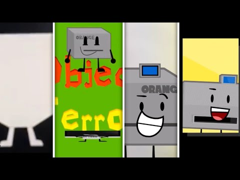 Evolution of the Object Terror Intro/Opening (2014-2020)