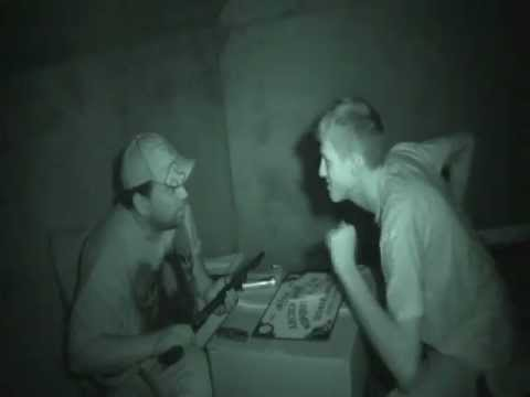 Scary Video Ouija board gone wrong caught on video
