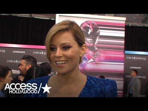 'Power Rangers': Elizabeth Banks On Playing Villain Rita Repulsa | Access Hollywood