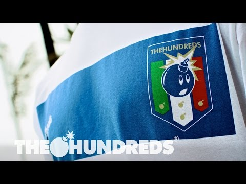 The Hundreds Eurocup 2012 T-Shirt Collection