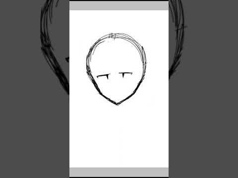 A weirdo drawing.