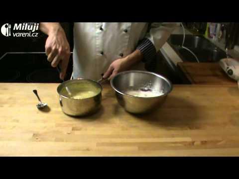 Sýrová roláda s potočnicí