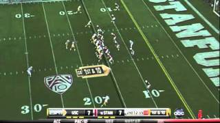 Delano Howell vs Notre Dame and USC vs  ()