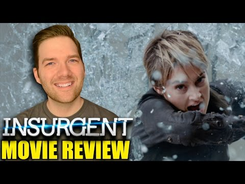 Insurgent – Movie Review
