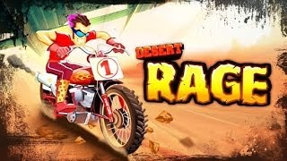 Desert Rage – Bike Racing videosu