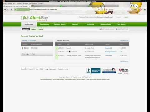 Вывод денег с alertpay + peoplestring (new)