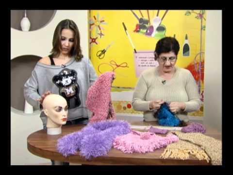 Mulher.com 31/05/2011 - Gola que vira gorro