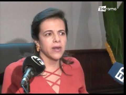 Ministra Romo afirmó que no ha sido notificada sobre nuevo juicio político