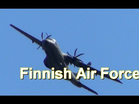 Finnish Air Force Casa C 295M Transport...