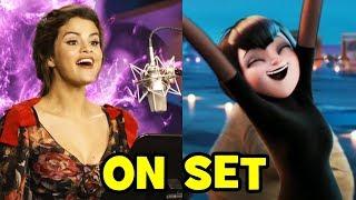 HOTEL TRANSYLVANIA 3 Voice Actor Recording - Selena Gomez, Joe Jonas, Andy Samberg