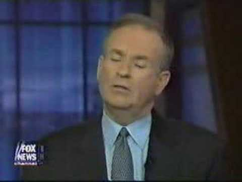 Oddly enough, one of Bill O'Reilly's calmest interviews was with Marilyn Manson