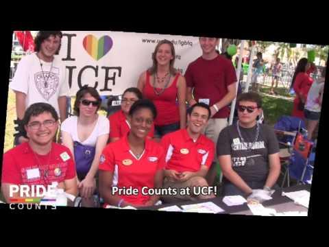 Pride Counts at UCF!