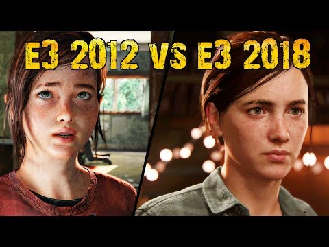 The Last of Us 2 Vs the Last of Us | E3 Gameplay Demo ( 2018 )