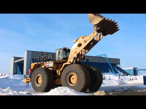 CATERPILLAR WHEEL LOADERS/INTEGRATED TOOLCARRIERS 994H equipment video G6q2BumijEQ