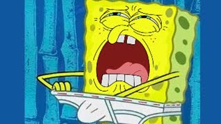 The Most Cursed Spongebob Images