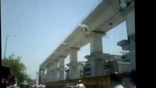 Hyderabad Metro Rail Project (Mettuguda to Habsiguda)