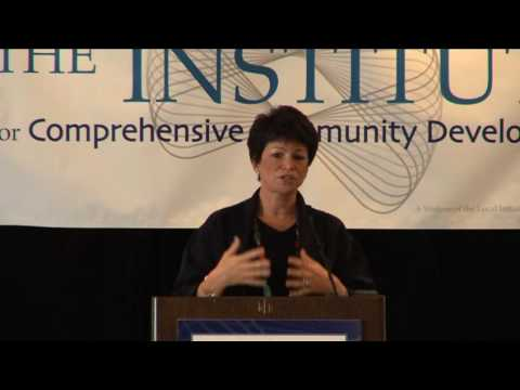 Valerie Jarrett on comprehensive community development