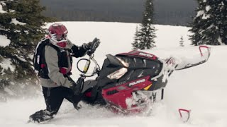 2. 2015 Polaris 600 Pro-RMK 155 Review