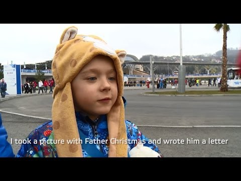 Sochi 2014 Voice of the Games: What impressions do children get from the Olympics?