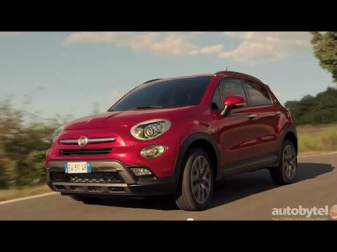 2016 FIAT 500X Walkaround with Matt Davis