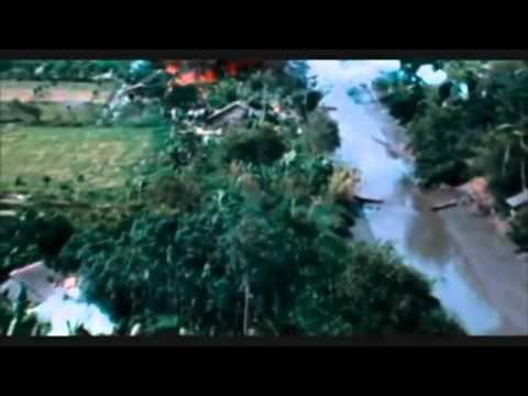 Vietnam bombing run