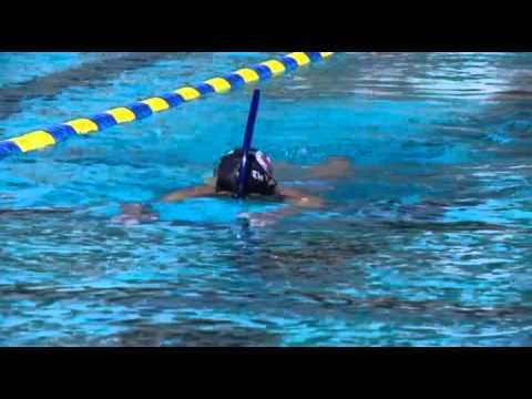 Μυστικά Κολύμβησης - Θέση Κεφαλιού