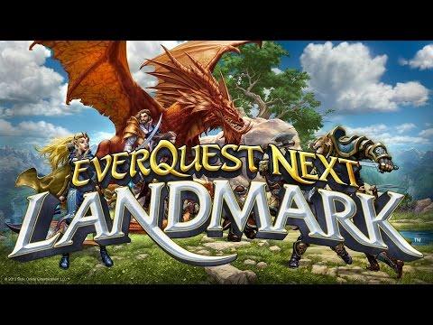 Landmark Gameplay – Lets Show Everquest Next Landmark [Deutsch/German]
