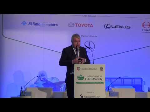 Ronan Morgan, General Manager Automobile and Touring Club, UAE