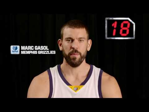 24 SECONDS WITH MARC GASOL