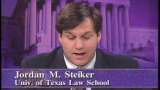 Supreme Court 1999-2000: The Term In Review (Part 1)