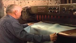دباغة الجلود مهنة تراثية في الخليل منذ مائة عام