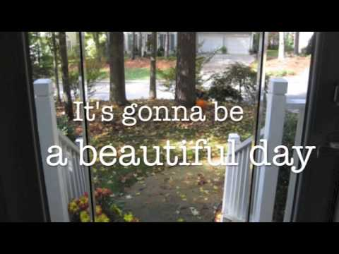 Joshua Radin - Beautiful Day - Lyric Video - As heard in the TV show