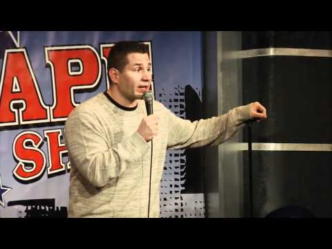 Mixtape Comedy Show - Mike Vecchione, Pt. 2