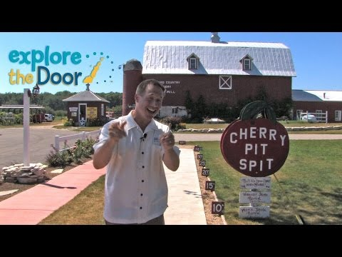 Explore The Door - Door County Cherries