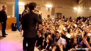 SINAN HOXHA&SELDI - LIVE - 5 VJET SHTET - TREVISO ITALI