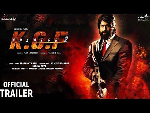 K.G.F Chapter 2 Official Trailer | Yash | Srinidhi Shetty |Sanjay Dutt |Prashanth N |Concept Trailer