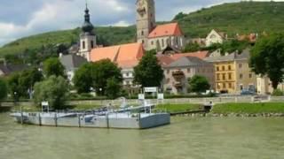 Durnstein Austria  City new picture : Vienna to Durnstein Austria / Danube River boat ride
