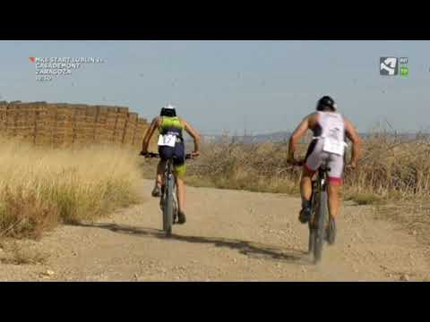 I Triatlón Cros No Drafting Tauste. Territorio Vivo. Aragón TV.