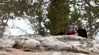 10. 2013 Suzuki KingQuad 750 AXi Transmission - Behind the scenes look
