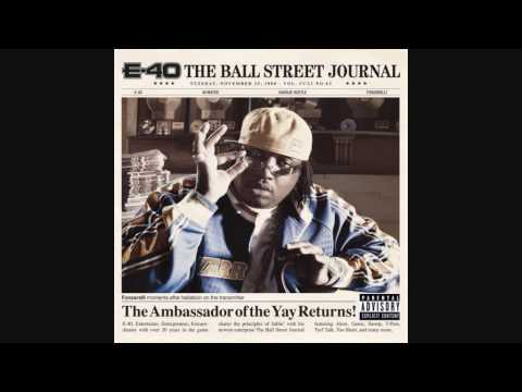 E-40 - The Ambassador