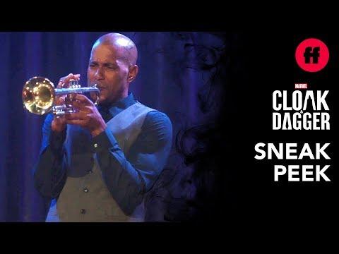 Marvel's Cloak & Dagger Season 2, Episode 9 | Sneak Peek: Andre Takes The Stage | Freeform