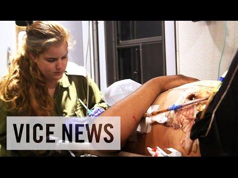 Tsahal fournit une assistance médicale à des rebelles syriens blessés