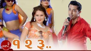 1,2,3 by Khuman Adhikari, Dhankumari Thapa Saru & Deepa Rai