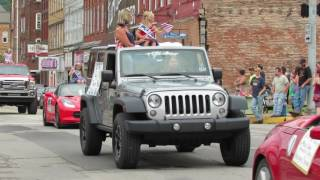 Weston (WV) United States  city pictures gallery : July 4th Parade 2016 in Weston, WV.